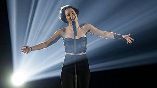 باربارا پراوی نماینده فرانسه در یوروویژن