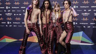 Италия выиграла песенный конкурс Евровидение-2021