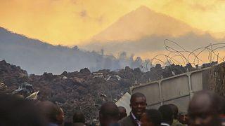 Έκρηξη ηφαιστείου στη Λ.Δ. Κονγκό