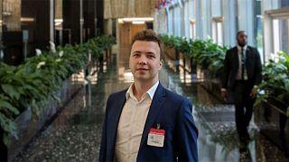 Belaruslu muhalif gazeteci Raman Pratasevich