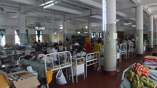 الهند-مستشفيات