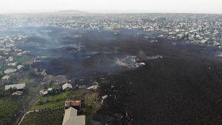 Halálos áldozatai is vannak a kongói vulkánkitörésnek