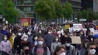 Βερολίνο: Διαμαρτυρία για τα υψηλά ενοίκια