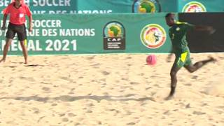 Senegal Hosts 2021 African Beach Soccer Cup of Nations