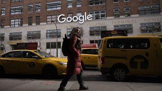 Офис Google в Нью-Йорке