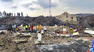 Pusztulás a kongói vulkán nyomában