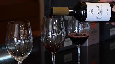 High altitude wines have distinct colour and flavour