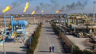 میدان نفتی نهران بن عمر، شمال بصره