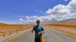 Orlando Osorio es un nómada digital que lleva cuatro años viajando.