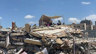 مكالبات محلية ودولية بإعادة إعمار غزة بعد الدمار الذي تسبب به القصف الإسرائيلي