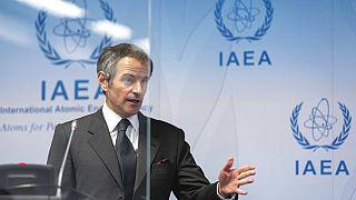 El Director General de la IAEA, Rafael Mariano Grossi