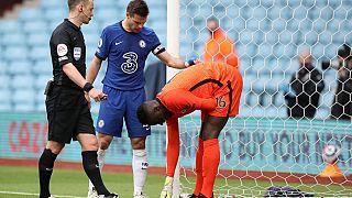 UCL : le Sénégalais Edouard Mendy incertain pour la finale