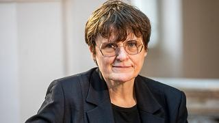 Karikó Katalin, az mRNS alapú vakcinát kifejlesztő BioNTech cég alelnöke