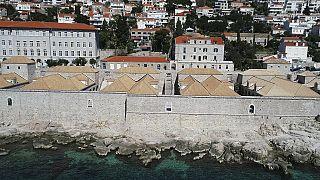 Croácia dá as boas-vindas aos turistas
