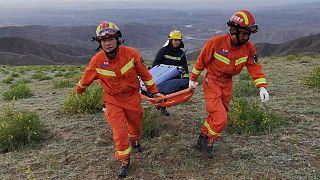 مرگ ۲۱ دونده استقامت در ماراتن کوهستانی چین