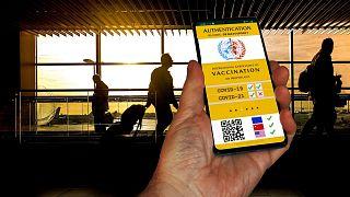 Вакцинные паспорта начнут действовать в ЕС с 1 июля.