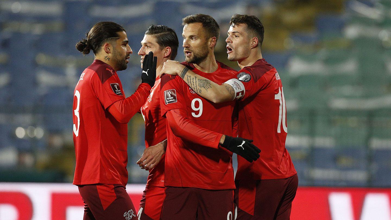 Suisse Football Team