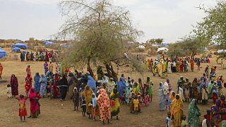 إفليم دارفور السودان