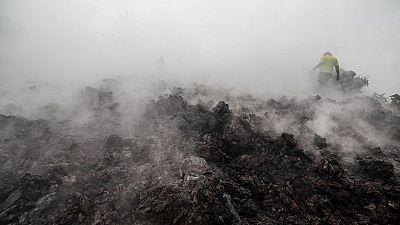 Volcan Nyiragongo : un séisme de magnitude 5,1 ressenti au Rwanda
