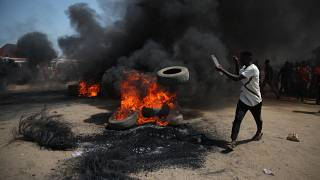 Nigeria protesters block Abuja highway after kidnapping surge