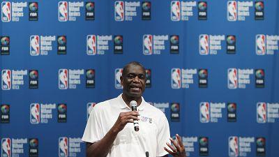 RDC : Dikembe Mutombo cheville ouvrière de la nouvelle NBA Africa