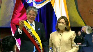 Guillermo Lasso, nuevo presidente de Ecuador