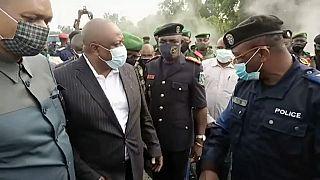 RDC : visite gouvernementale à Goma sur fond de polémique