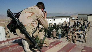 نظامیان خارجی در افغانستان
