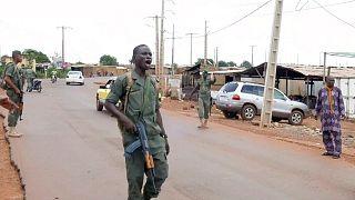 نظامیان در مالی (عکس از آرشیو)