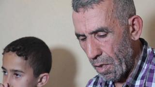 Moroccan father of boy who crossed into Spain longs for his return