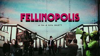 Federico Fellini detrás de la cámara