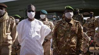 Mali's transition leaders relieved of 'temporary powers' by the junta