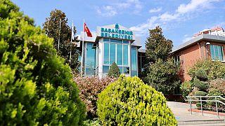 Başakşehir Belediye binası