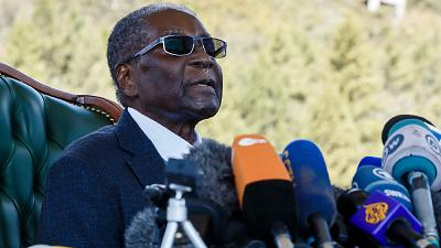 Why a Zimbabwean chief wants Mugabe's remains exhumed