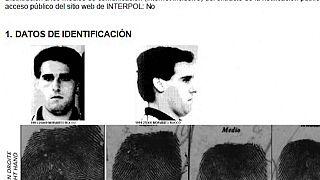 Avis de recherche Interpol