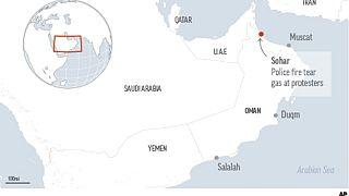 لليوم الثالث على التوالي.. احتجاجات ضد تردي الأوضاع الاقتصادية في سلطنة عمان