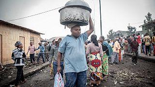 RDC : face à la psychose, Goma se vide dans l'attente d'une éruption volcanique