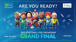 2021 Football for Friendship Grand Final