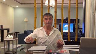 Sedat Peker son dönemlerde yayınladığı videolarla Türkiye gündemine oturdu.