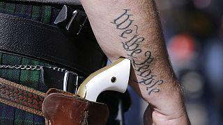 Teksas'ta yeni silah düzenlemesi