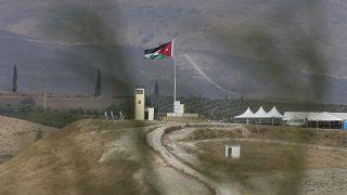 الحدود الإسرائيلية الأردنية. 2019/11/13