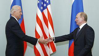 Rusya Devlet Başkanı Vladimir Putin ile ABD Başkanı Joe Biden, 16 Haziran'da Cenevre'de bir araya gelecek