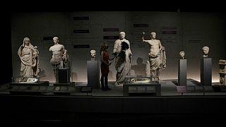 """""""Nero: az ember a mítosz mögött"""" kiállítás, a londoni British Múzeumban"""