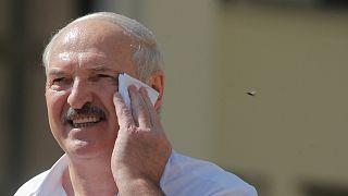 الرئيس البيلاروسي ألكساندر لوكاشينكو