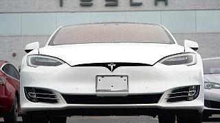 Tesla S 70