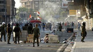 تظاهرات معترضان به بیکیفری قاتلان منتقدان در بغداد/۲۵ مه