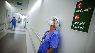 Υγειονομικός στη Βραζιλία