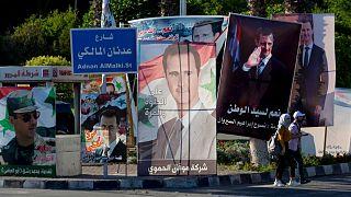کارزار تبلیغاتی انتخابات ریاستجمهوری سوریه