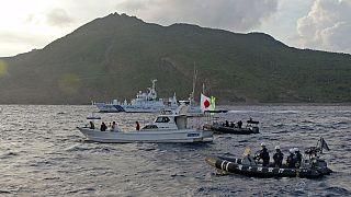 Elsüllyedt egy rákászhajó Japánnál