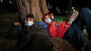 Ceuta, la paura dei piccoli migranti non accompagnati